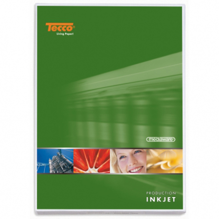 TECCO SMU190PLUS Semiglossy , 190gsm, 190myu, 1 Rolle, 32,9 cm x 30 m, (13'')