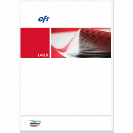 EFI Laser Photo Paper 250 SatinRaster, 250gsm, 500 Blatt , A3Nobi