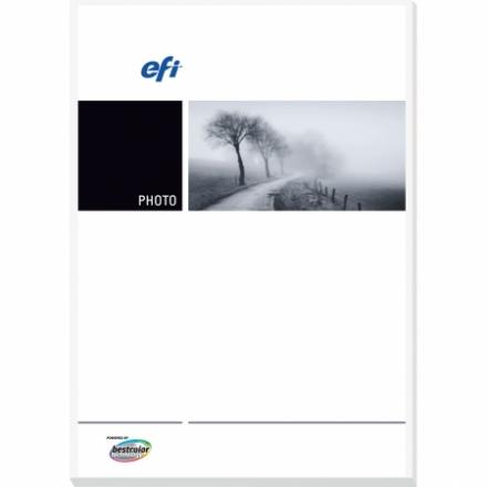 EFI Photo Premium Paper 4250 High-Gloss, 250gsm, Rolle, 43,2 cm x 25 m, (17'')