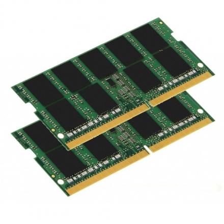 32GB RAM Erweiterung 2x KINGSTON 16GB DDR4 SO-DIMM, 2666Mhz (für iMac 2019, Mac mini 2018, 2020)