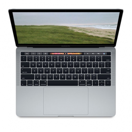 "Apple MacBook Pro 13"" TouchBar, 2.4GHz i5, 8GB, 512GB SSD, Intel Iris Plus G. 655, Space Grau, MV972D/A"