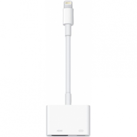 Apple Lightning Digital AV Adapter, MD826ZM/A