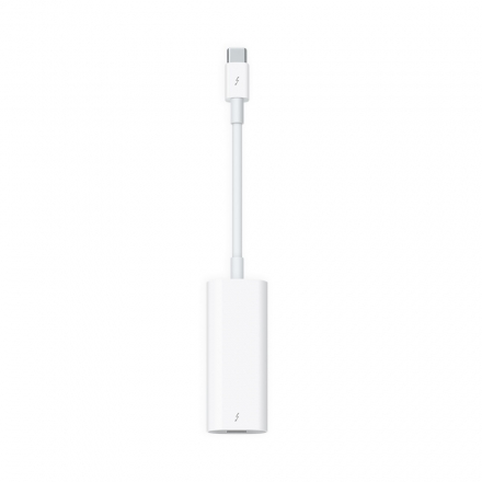 Apple Thunderbolt 3 (USB-C) to Thunderbolt 2 Adapter, MMEL2ZM/A