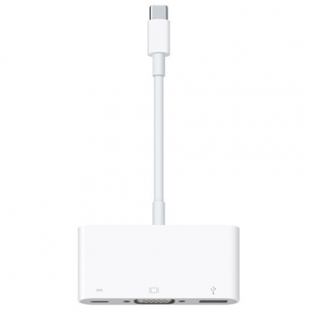Apple USB-C-VGA-Multiport-Adapter, MJ1L2ZM/A
