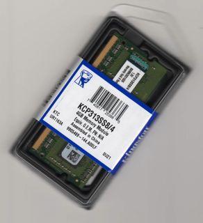 KINGSTON 4GB DDR3 SO-DIMM PC3-10600 1333Mhz