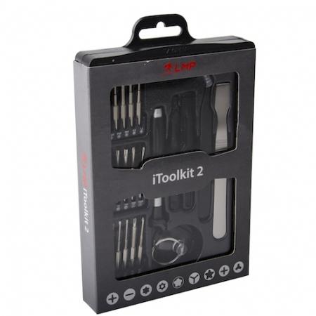 LMP iToolkit 2 professionelles Werkzeug-Set für Apple-Geräte