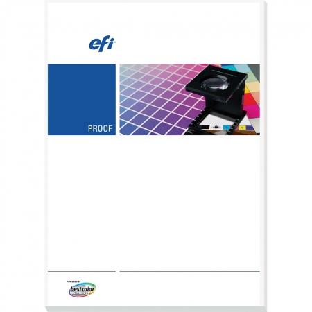 EFI Proof  Paper 7250PP Semimatt, 240gsm, Rolle, 43,2 cm x 30 m, (17'')