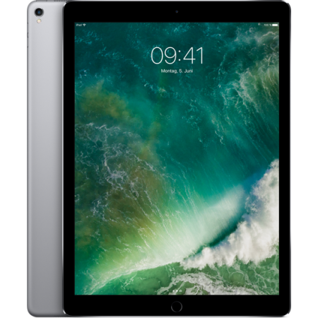 "Apple iPad Pro 12,9"" Wi-Fi + Cellular 512GB, space grau, MPA42FD/A"