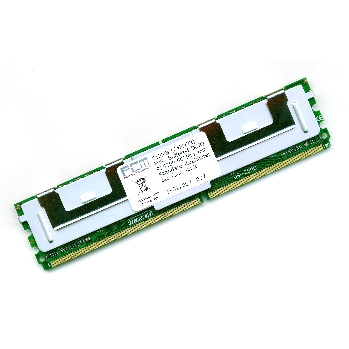 FCM 2GB FBDIMM DDR2 PC5300 667Mhz, kleiner Kuehler