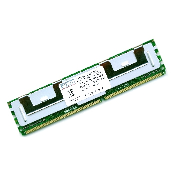 FCM 1GB FBDIMM DDR2 PC5300 667Mhz, kleiner Kuehler