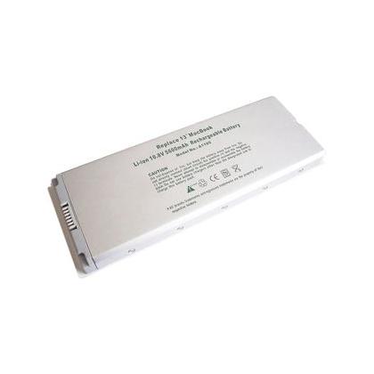 """LMP Batterie MacBook 13"""" weiss, A1185"""