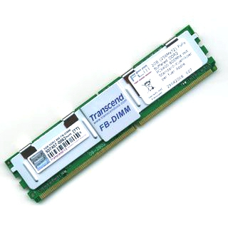 FCM 2GB FBDIMM DDR2 PC6400 800Mhz, kleiner Kuehler
