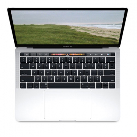 "Apple MacBook Pro 13"" TouchBar, 1.7GHz i7, 16GB, 256GB SSD, Intel Iris Plus G. 645, Silber"
