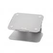 LMP ProStand, ergonomischer Tischständer aus Alu silber