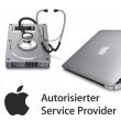 Kostenvoranschlag für Apple Reparaturen durch autorisierte Apple Service Provider (AASP) Partnerwerkstatt