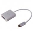 LMP USB-C zu VGA Adapter, silber
