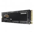 SAMSUNG 1TB M.2 NVMe SSD, 970 EVO-Serie (2280)