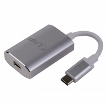 LMP USB-C zu Mini-DisplayPort Adapter, silber