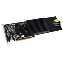 SONNET Fusion SSD M.2 4x4 PCIe Karte, neue Generation