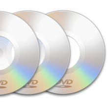 BackUp Pauschale auf DVD Medium