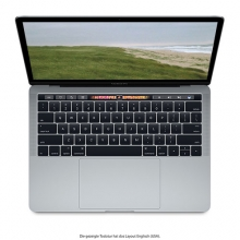 "Apple MacBook Pro 13"" TouchBar, 1.4GHz i5, 8GB, 256GB SSD, Intel Iris Plus G. 645, Space Grau, MXK32D/A"