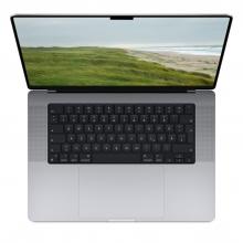 """Apple MacBook Pro 16"""", M1 10-Core CPU, 32-Core GPU, 64GB, 8TB, Space Grau"""