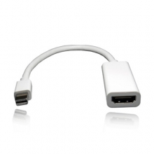 Mini DisplayPort 1.2 auf HDMI 4K Adapter mit Audio, MDP-HDMI-3D