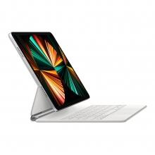 Apple Magic Keyboard iPad Pro 12.9 (5.Gen) weiß (deutsch)