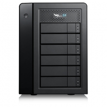 PROMISE Pegasus32 R6 24TB Thunderbolt 3 RAID