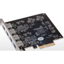 SONNET Allegro Pro USB 3.2 Karte PCIe, 4 Ports