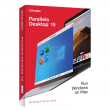 Parallels Desktop v15 int. Mac
