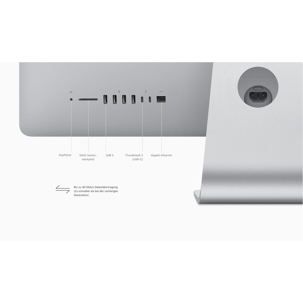 apple imac 27 retina 5k 3 4ghz i5 8gb 1tb fusion. Black Bedroom Furniture Sets. Home Design Ideas